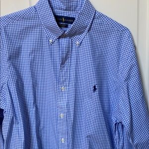 Ralph Men's Dress Shirt.